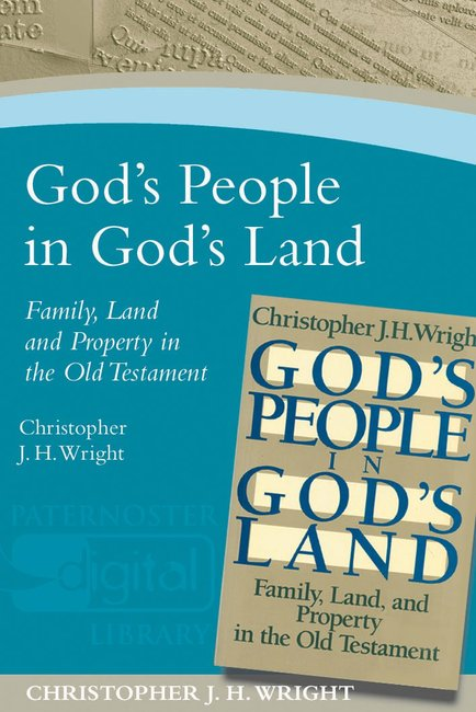 Product: God's People In God's Land Image