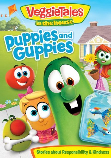 Product: Dvd Veggie Tales #59: Puppies And Guppies Image