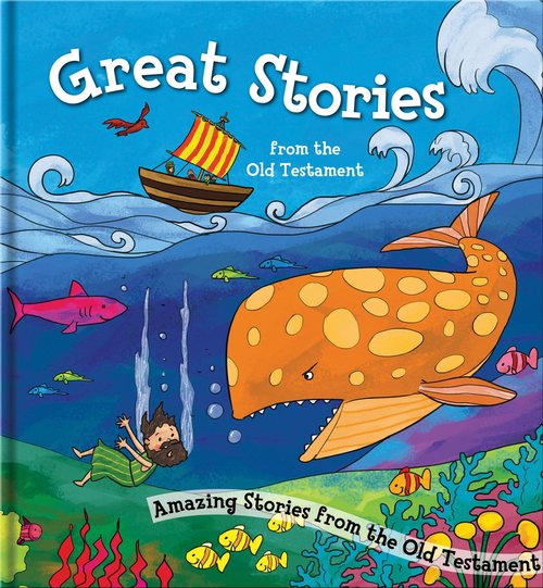 Product: Bscsb #04: Great Stories From The Old Testament Image