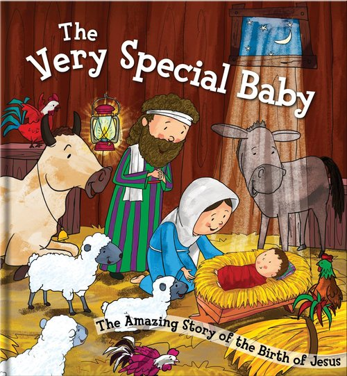 Product: Bscsb #07: Very Special Baby, The Image