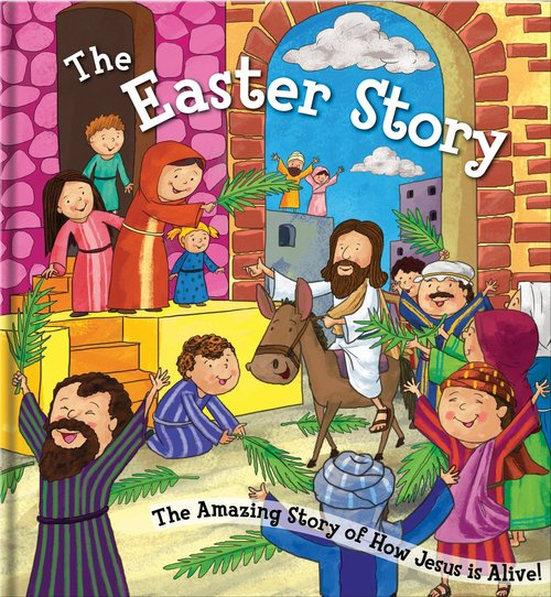 Product: Bscsb #08: Easter Story, The Image