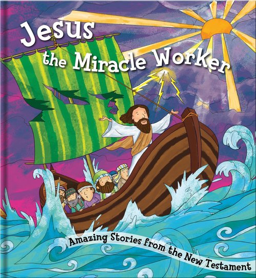 Product: Bscsb #09: Jesus, The Miracle Worker Image