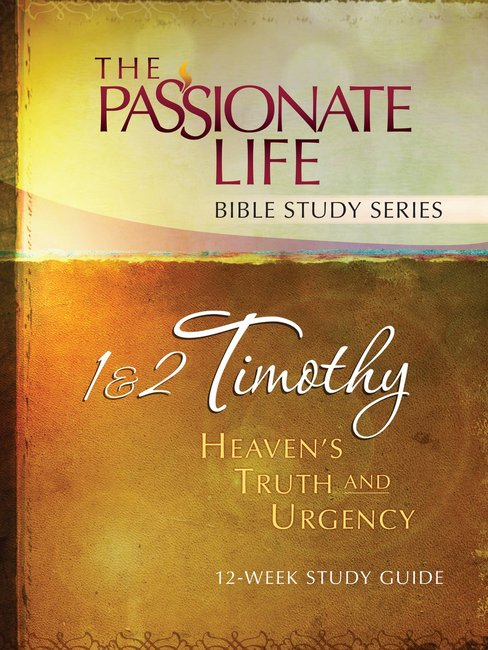 Product: Tplbs: 1 & 2 Timothy - Heaven's Truth And Urgency Image
