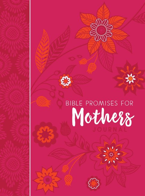 Product: Journal: Bible Promises For Mothers Image