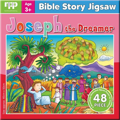 Product: Jigsaw Puzzle: Joseph The Dreamer Bible Story Image