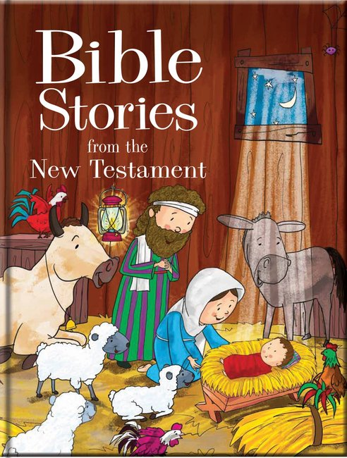 Product: Bible Stories For The New Testament Image