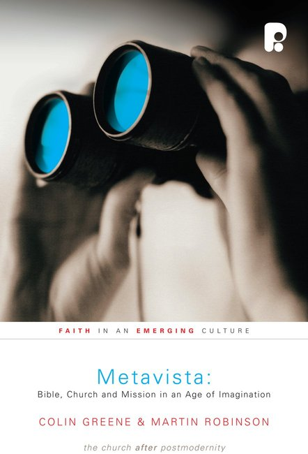 Product: Metavista: Bible, Church And Mission In An Age Of Imagination Image