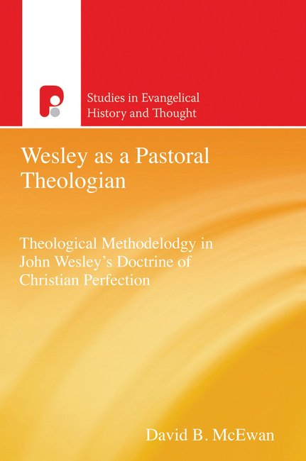 Product: Seht: Wesley As A Pastoral Theologian Image