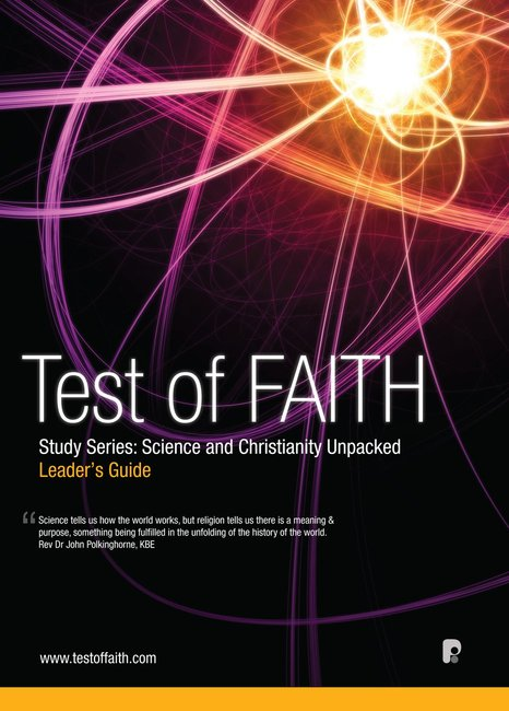 Product: Test Of Faith (Leader's Guide) Image