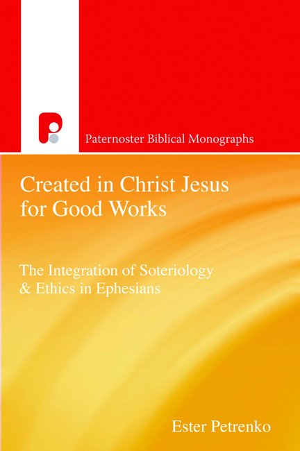 Product: Pbm: Created In Christ Jesus For Good Works Image