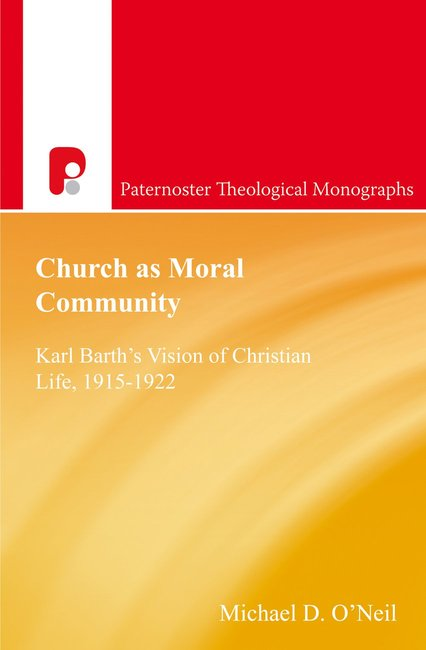 Product: Patm: Church As Moral Community Image