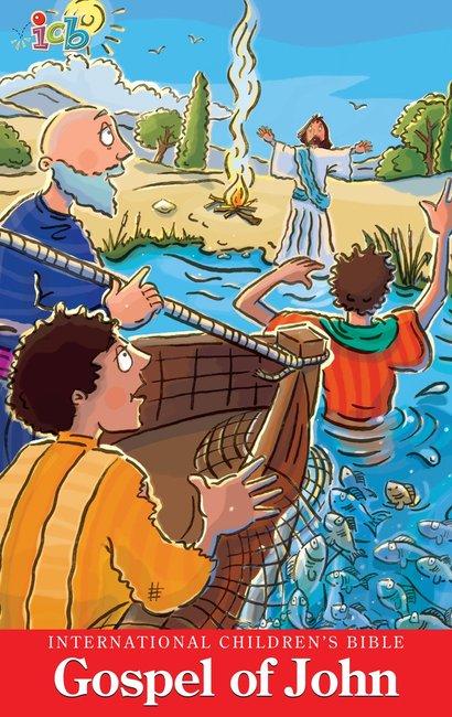 Product: Icb International Children's Bible Gospel Of John (Pack Of 10) Image