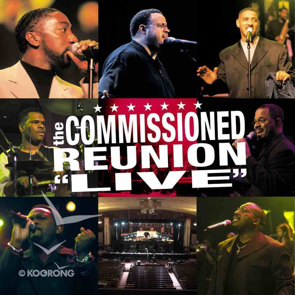 Commissioned Reunion Live CD