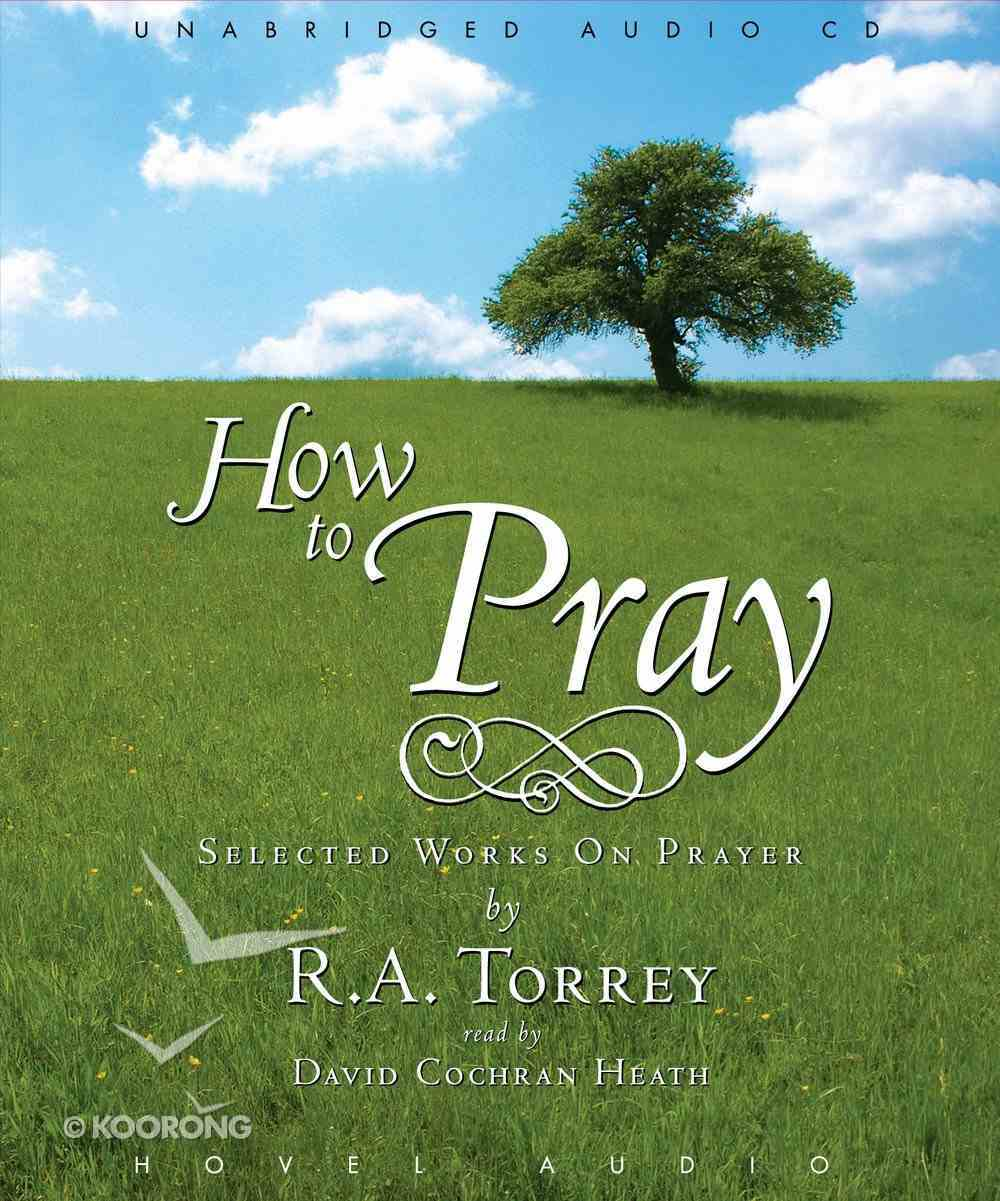 How to Pray CD