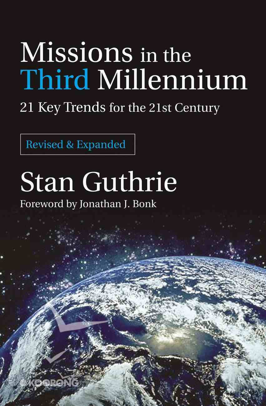 Missions in the Third Millennium Paperback
