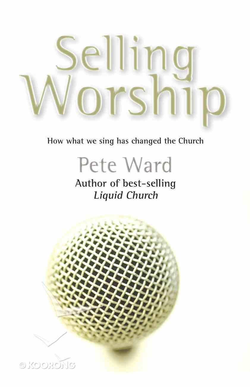 Selling Worship Paperback