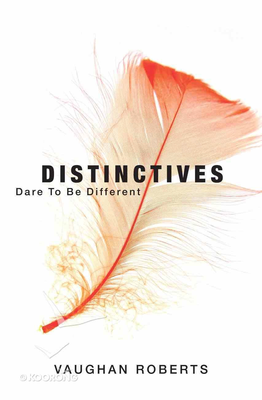 Distinctives Paperback