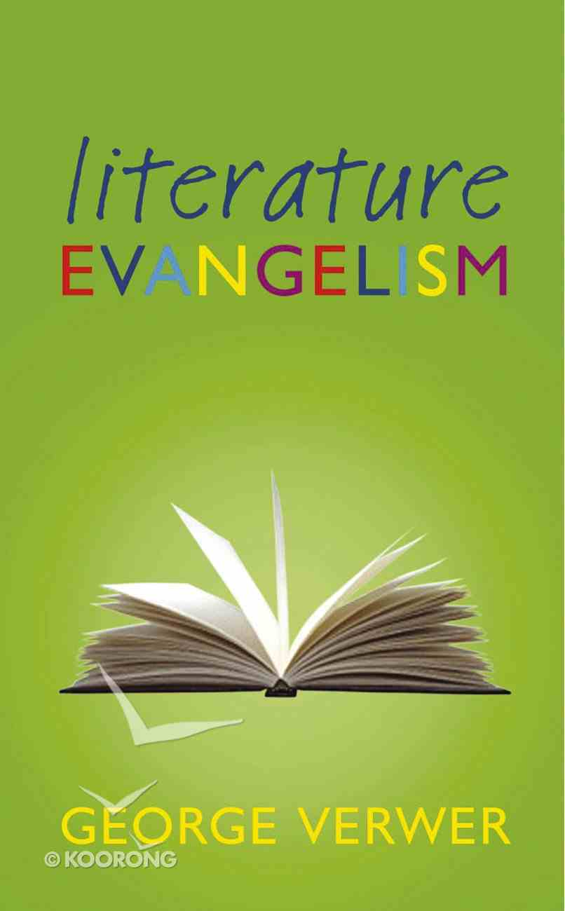 Literature Evangelism Paperback