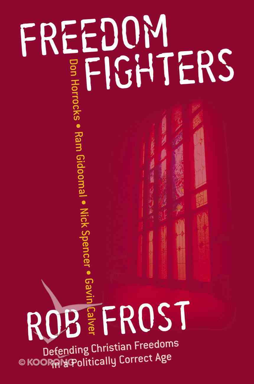 Freedom Fighters Paperback