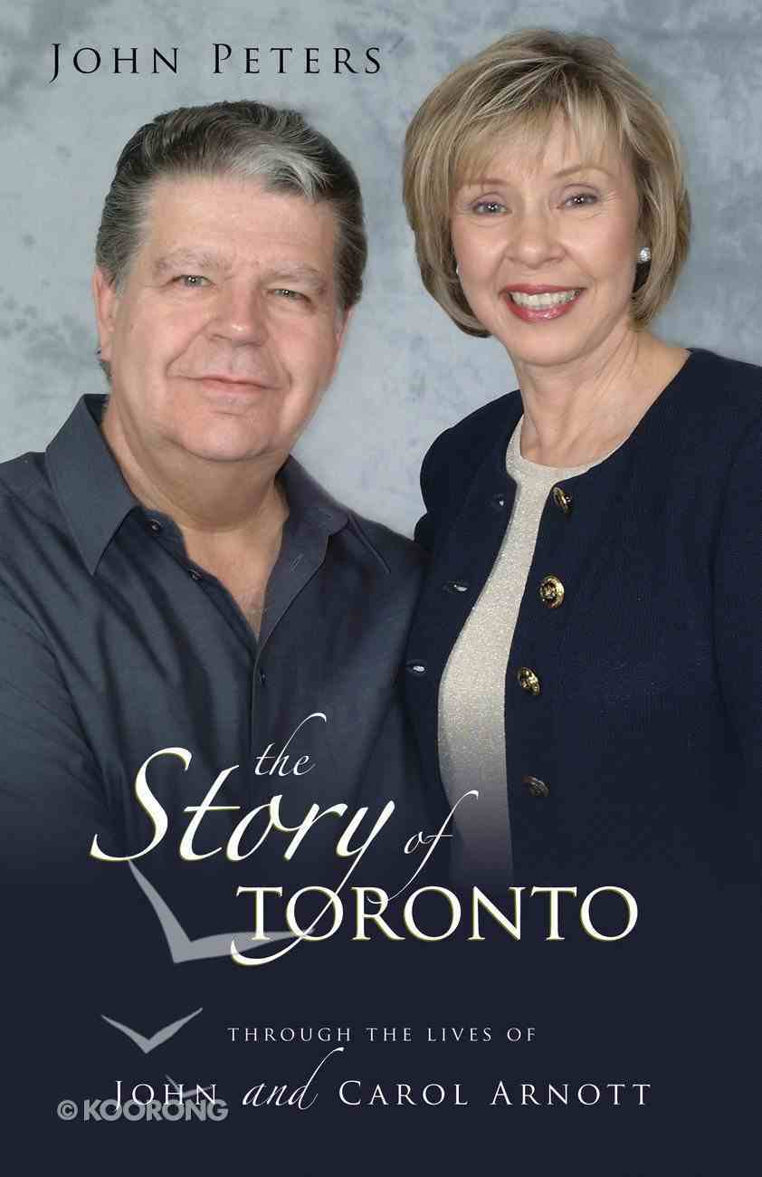 The Story of Toronto Paperback