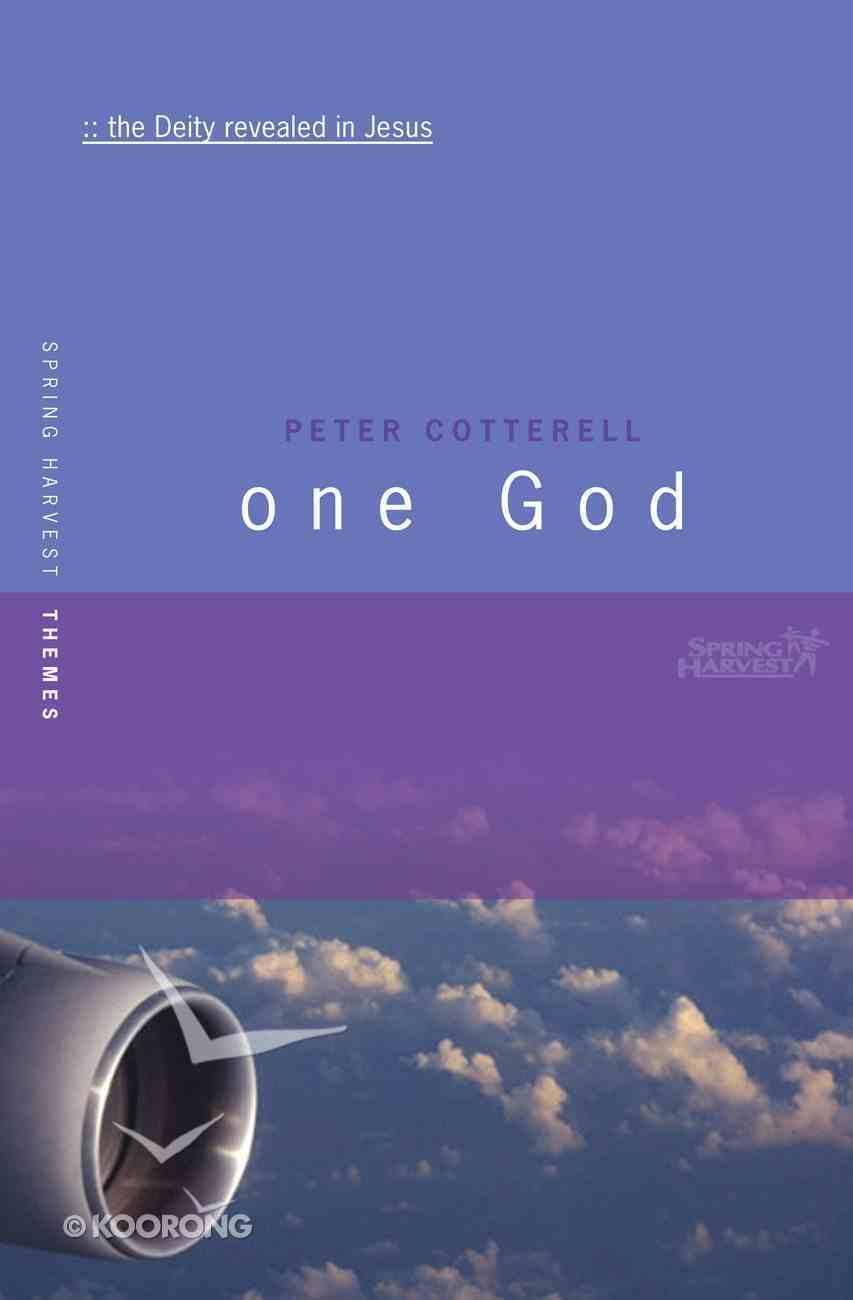One God Paperback