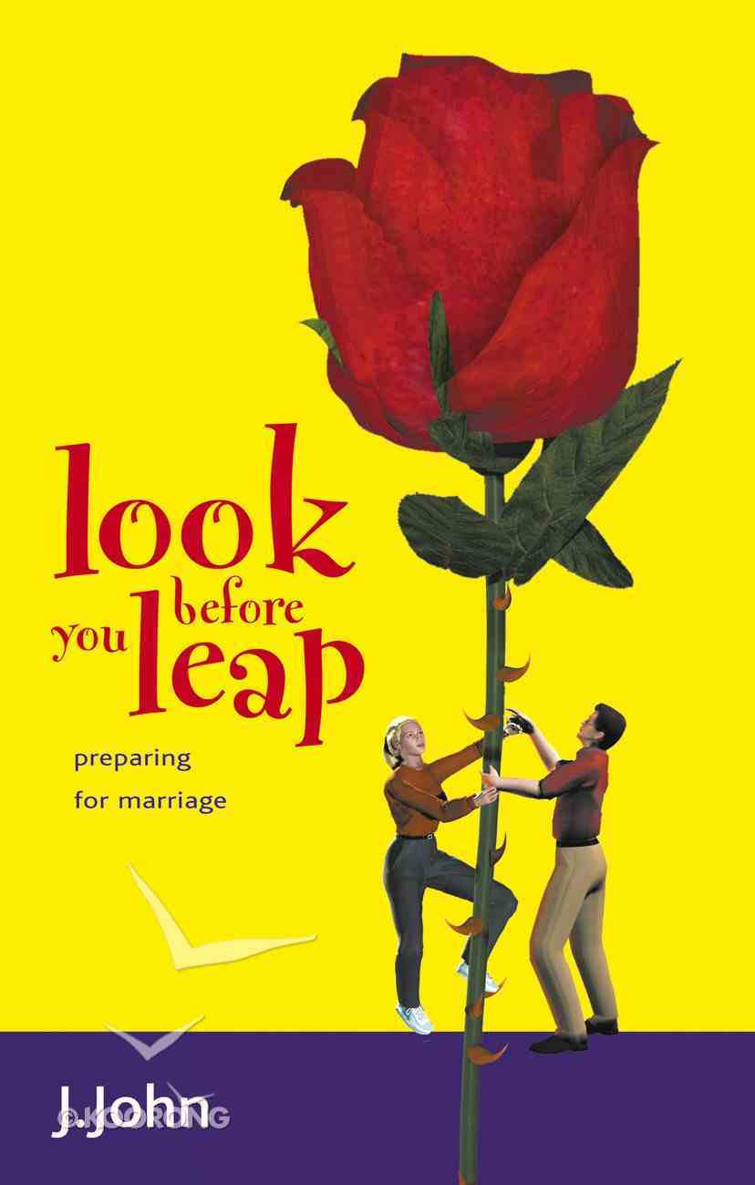 Look Before You Leap Paperback