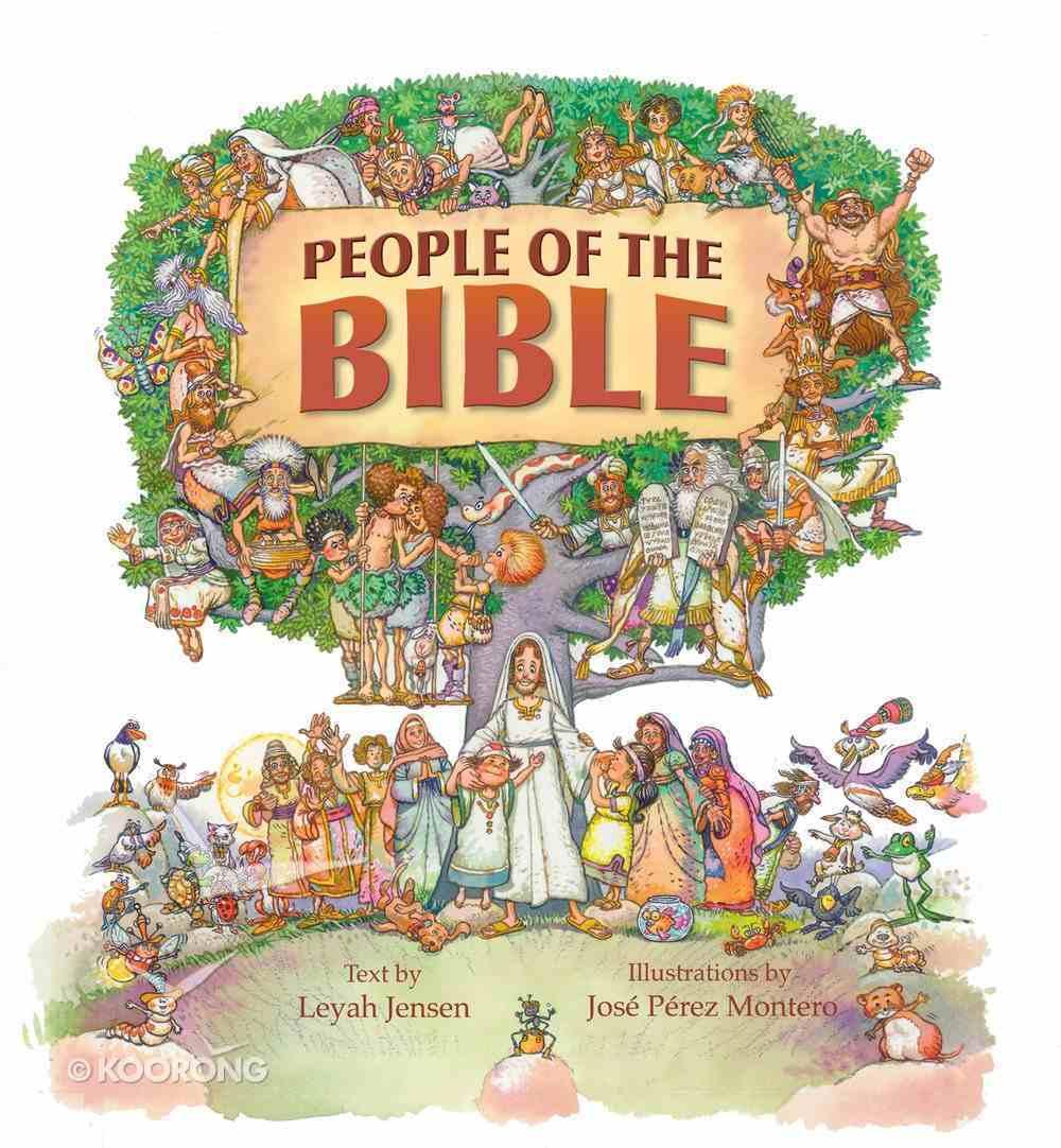 People of the Bible Hardback