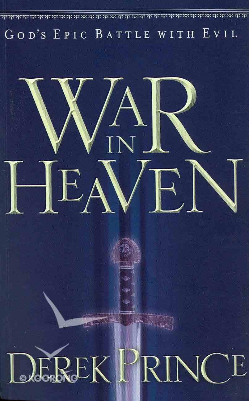 War in Heaven Paperback