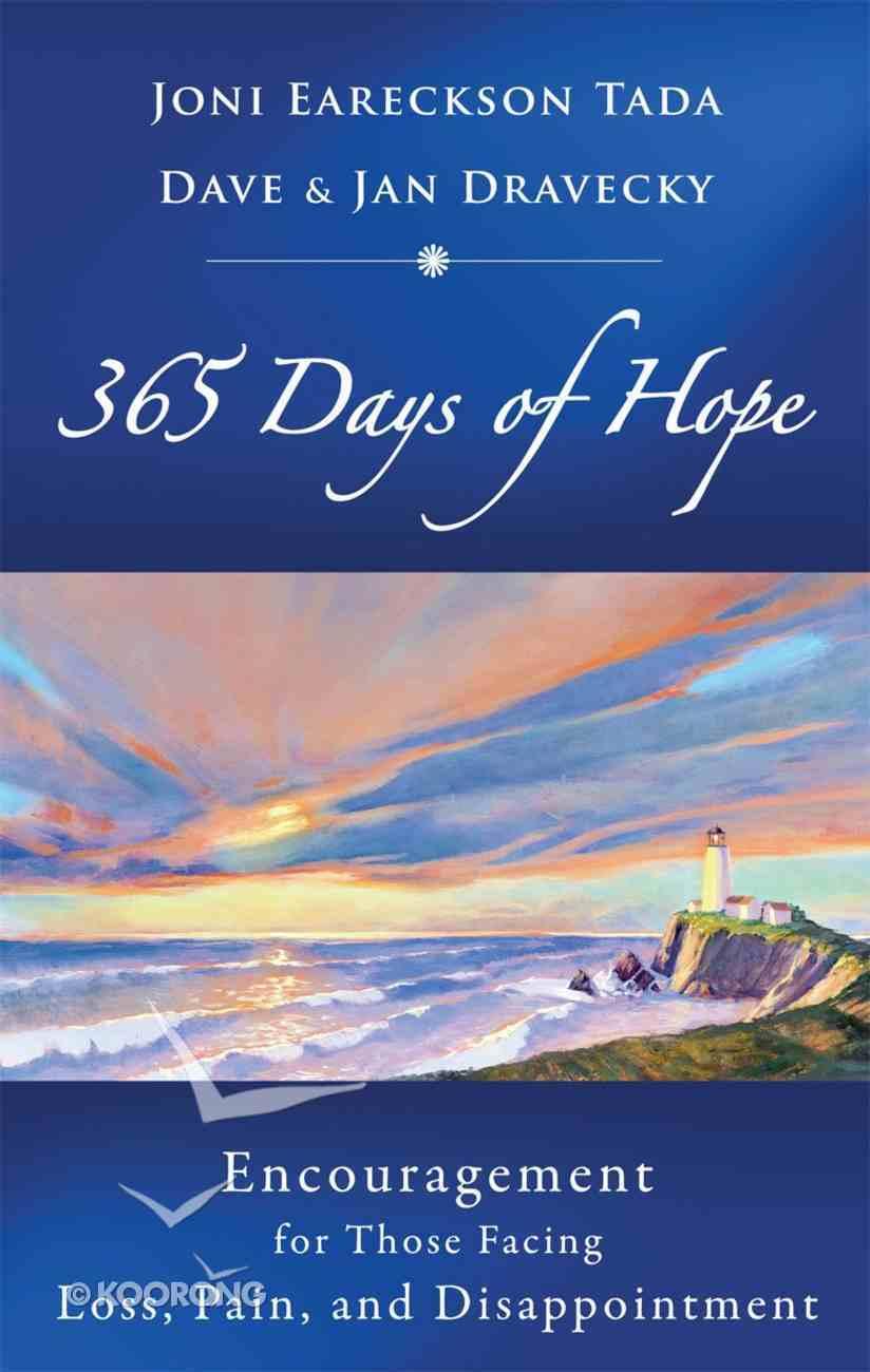 365 Days of Hope Hardback