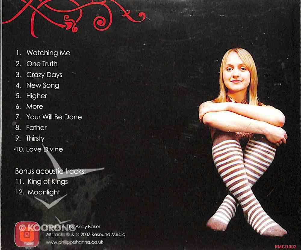 Watching Me CD