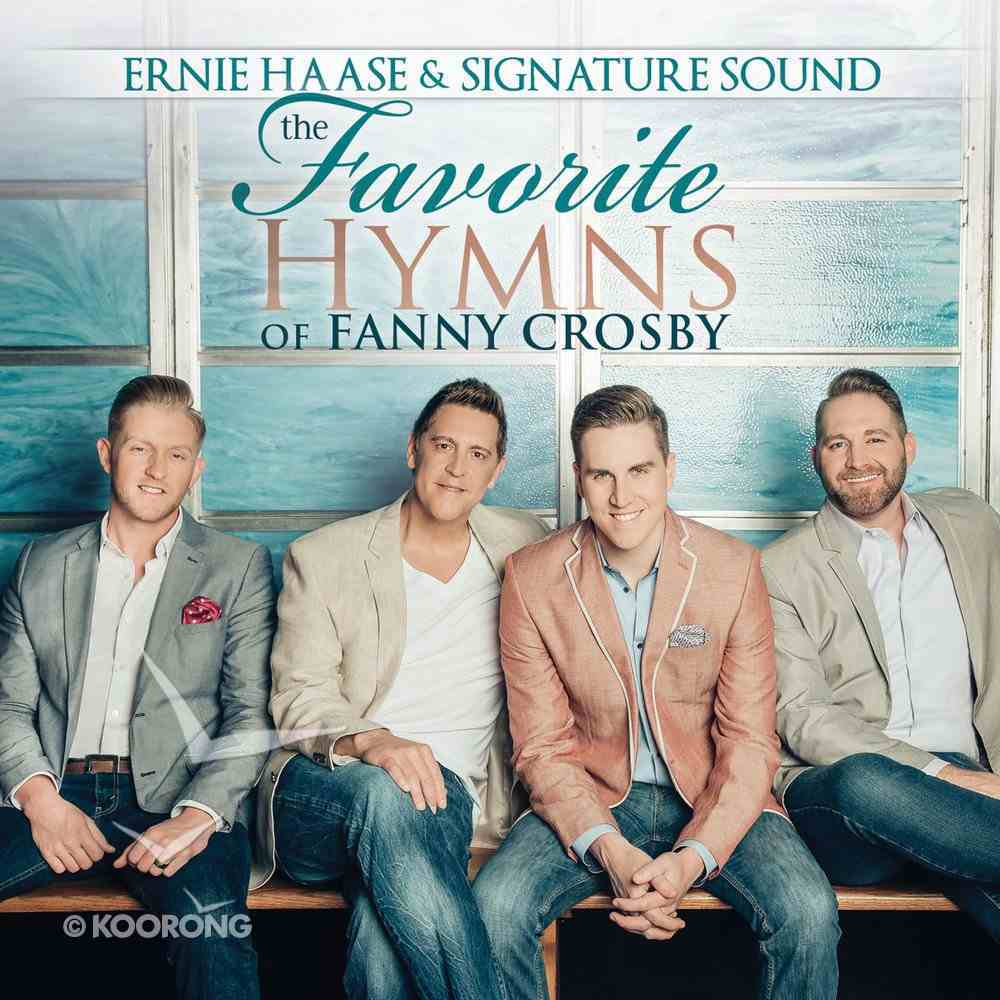 Favourite Hymns of Fanny Crosby CD
