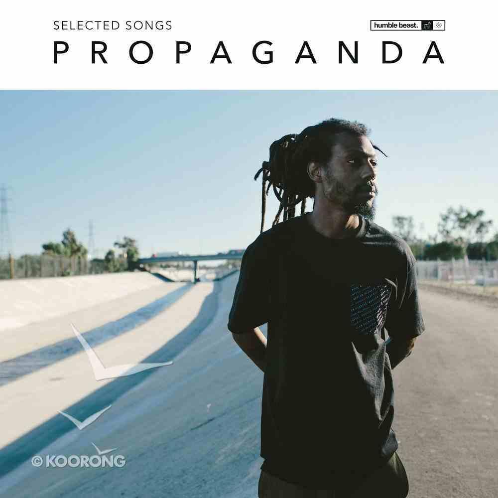 Selected Songs: Propaganda CD