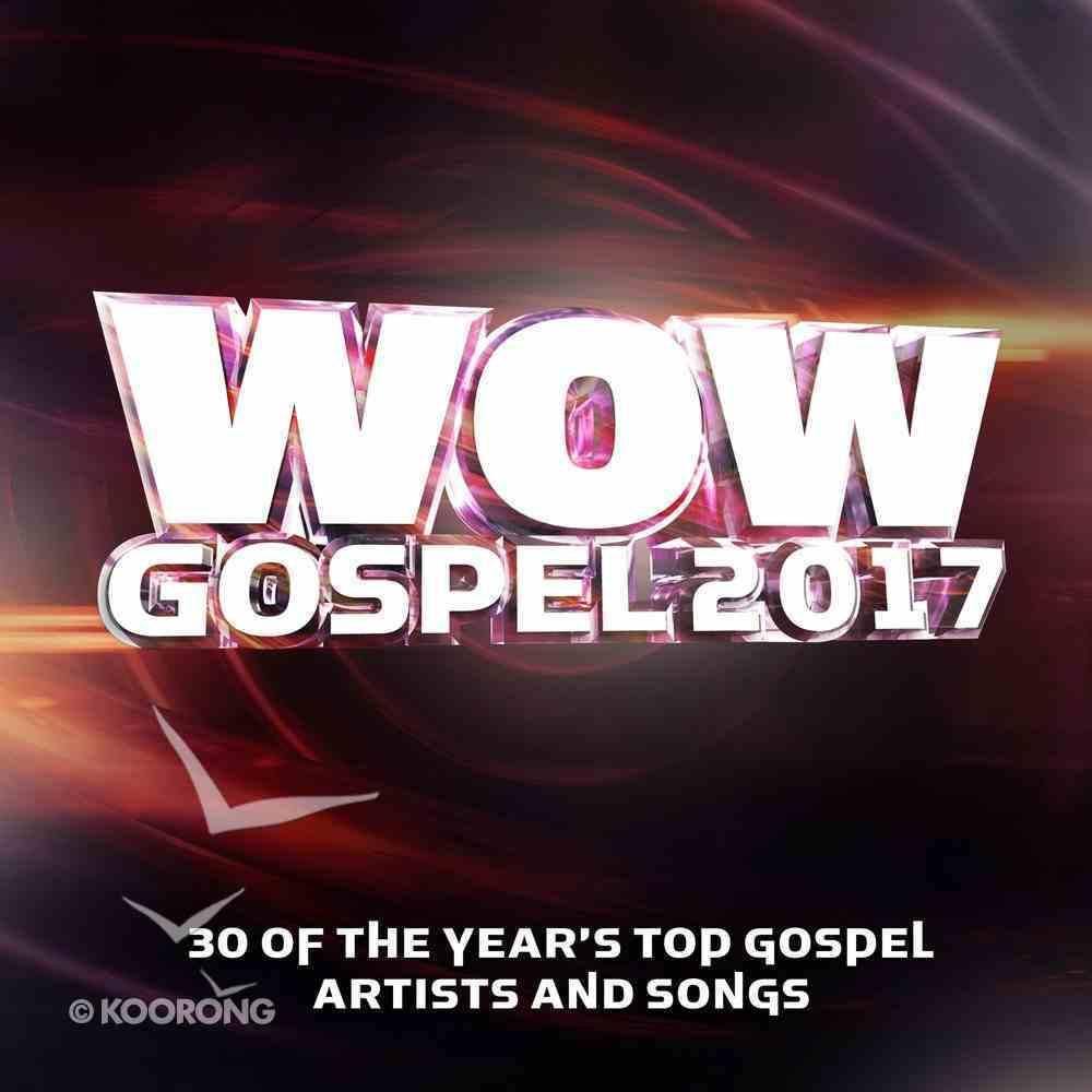 Wow Gospel 2017 Double CD CD