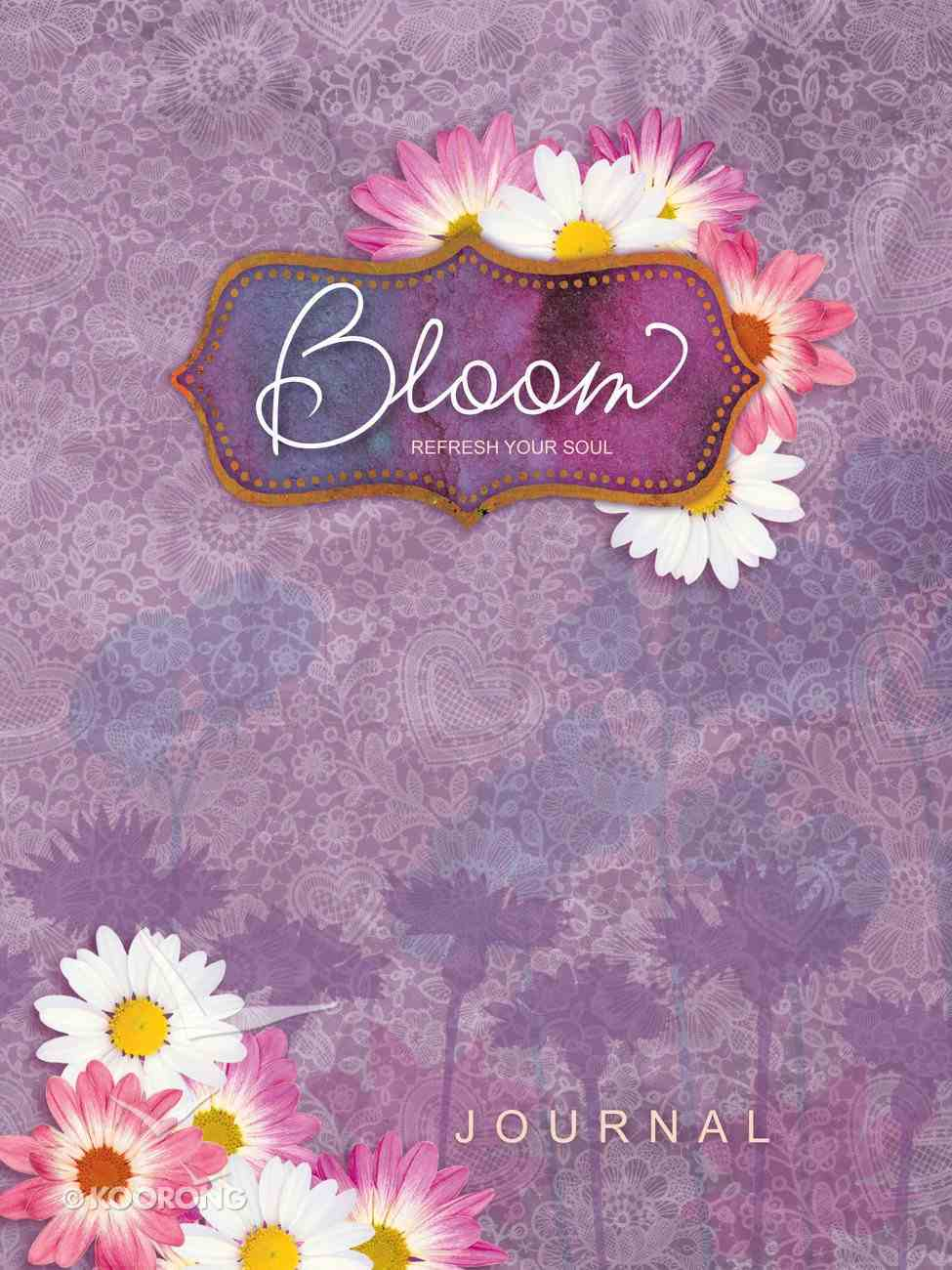 Journal: Bloom Journal Hardback
