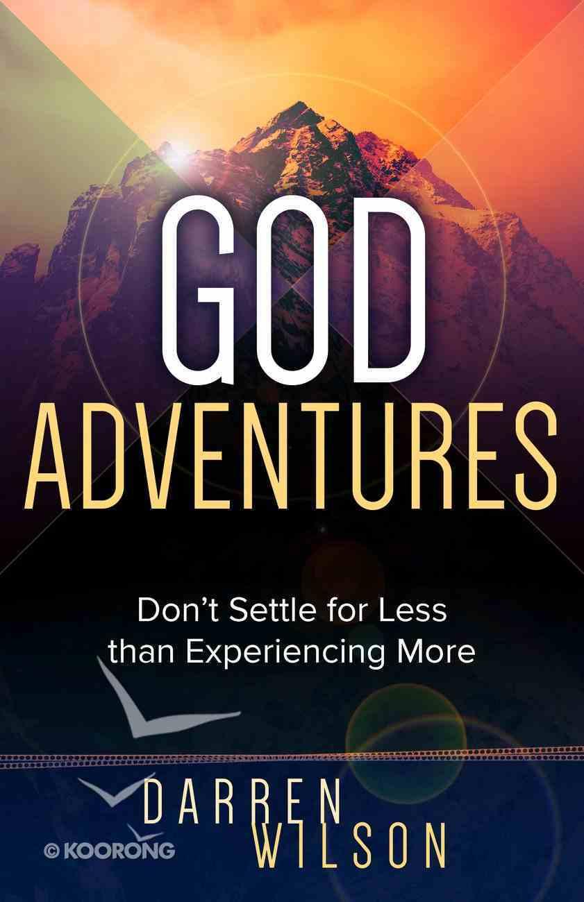 God Adventures Paperback