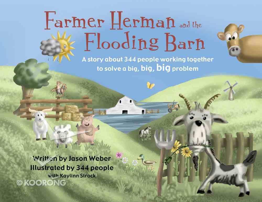 Farmer Herman and the Flooding Barn Hardback