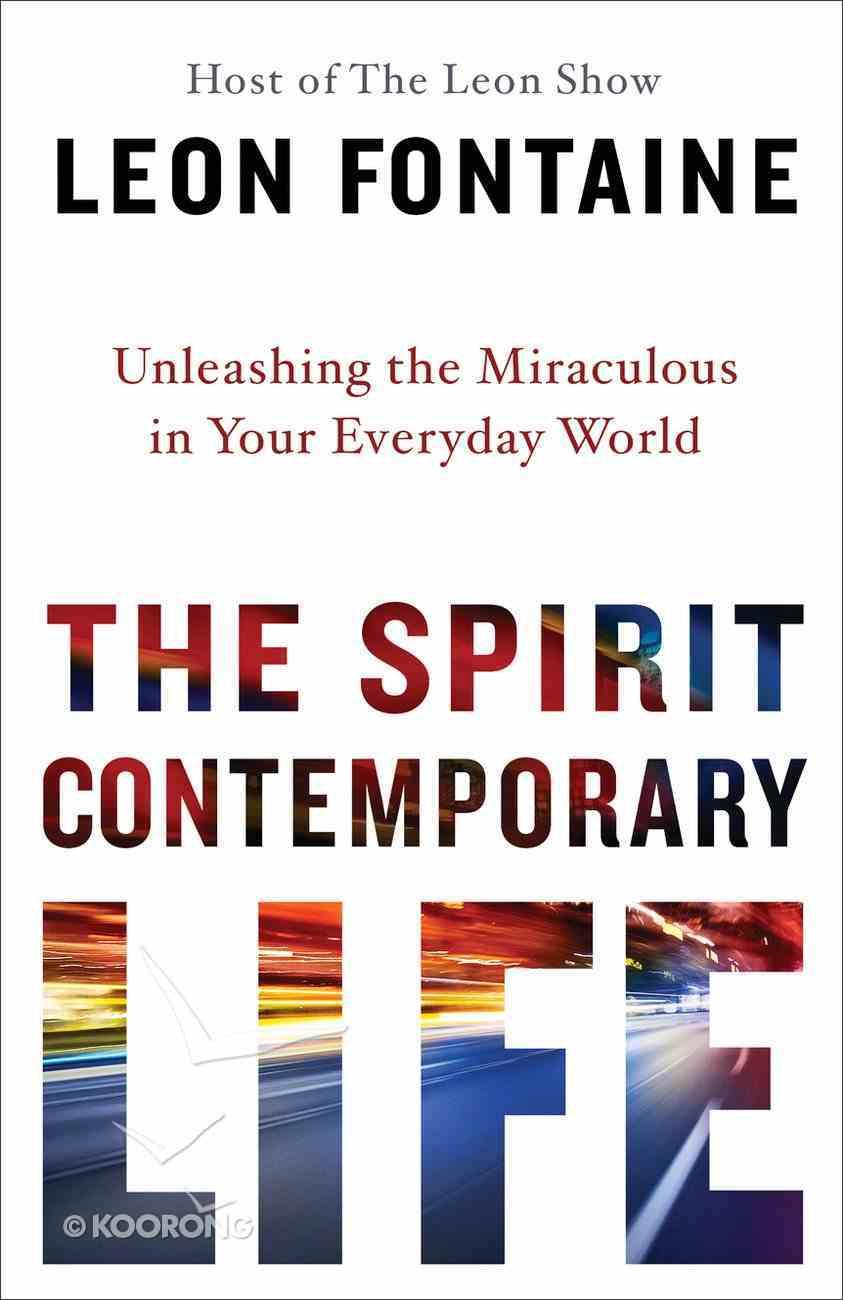 The Spirit Contemporary Life Hardback