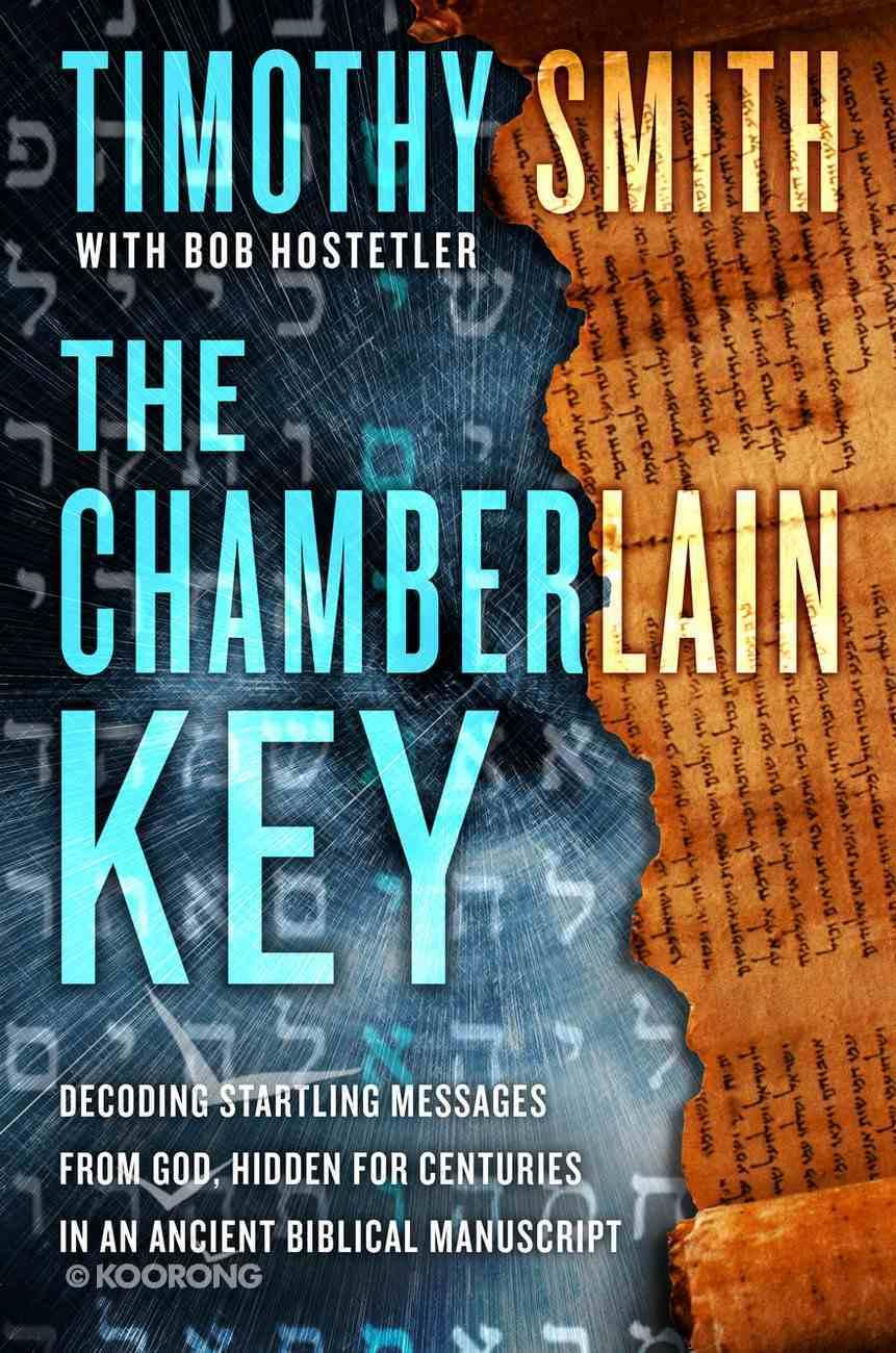 The Chamberlain Key Hardback