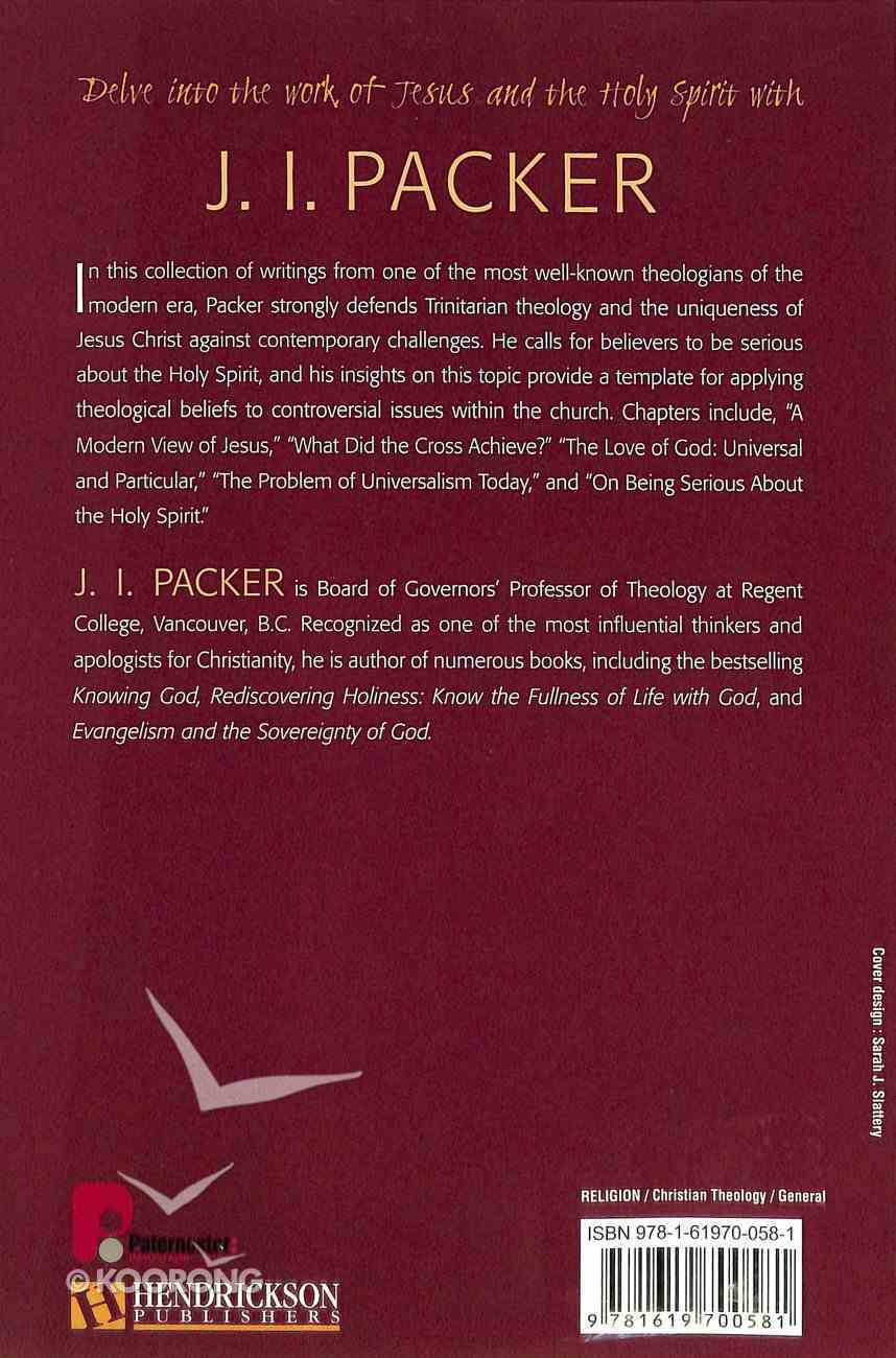 Revelations of the Cross (Collected Shorter Writings Of J I Packer Series) Paperback