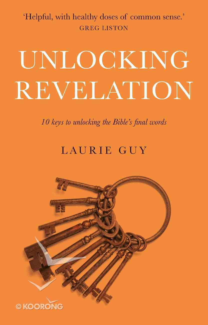 Unlocking Revelation eBook