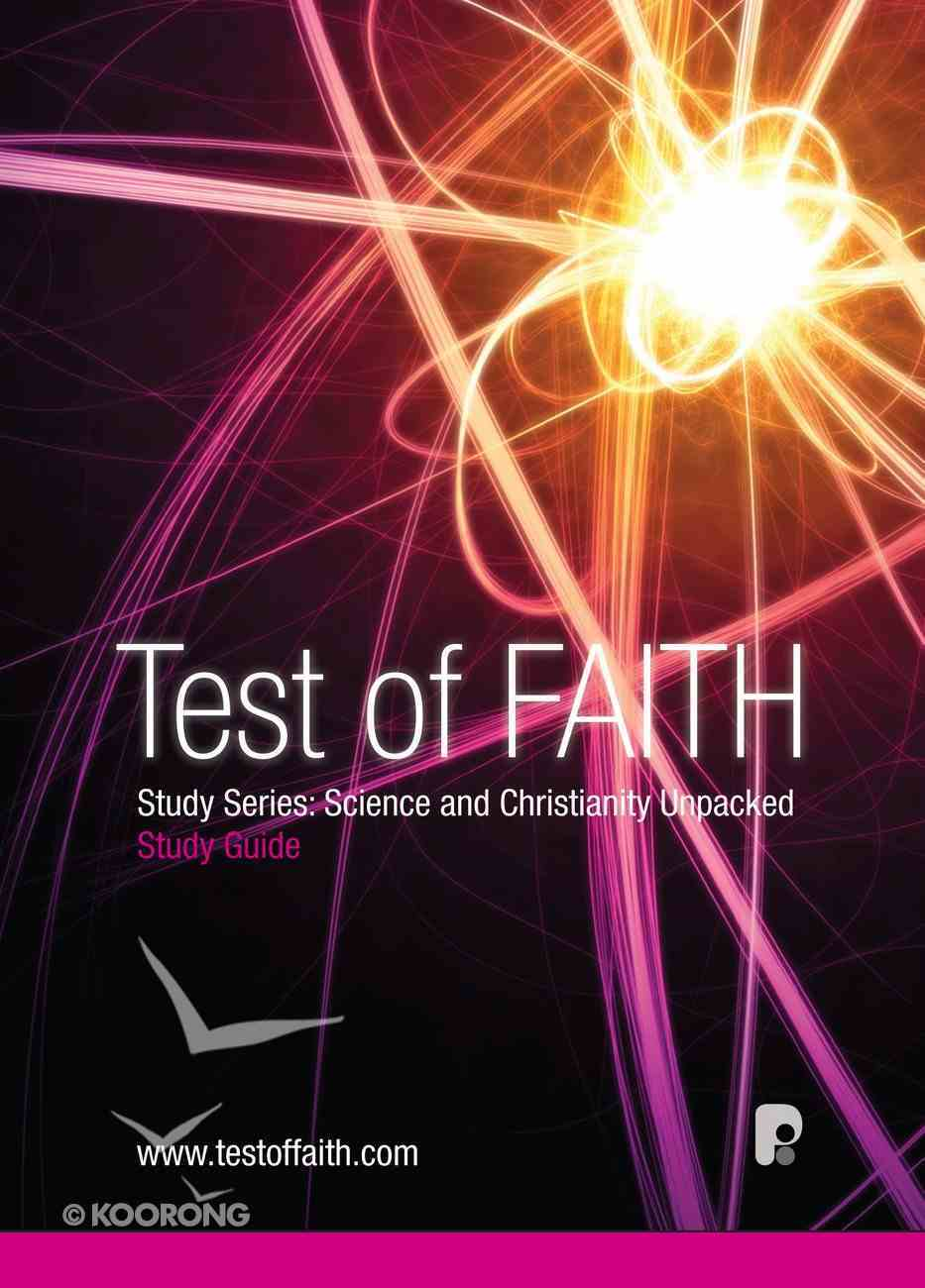 Test of Faith (Study Guide) Paperback