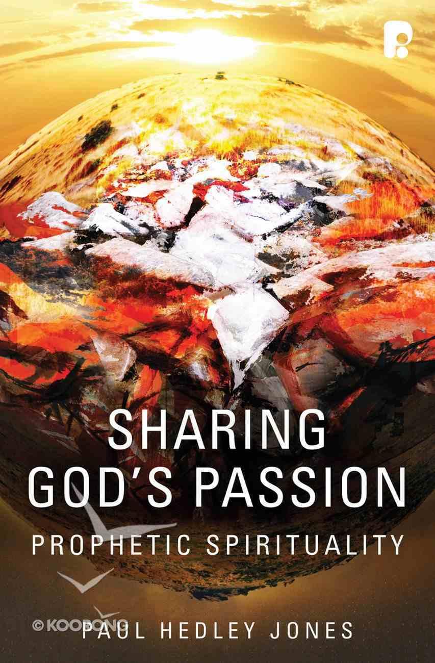 Sharing God's Passion Paperback