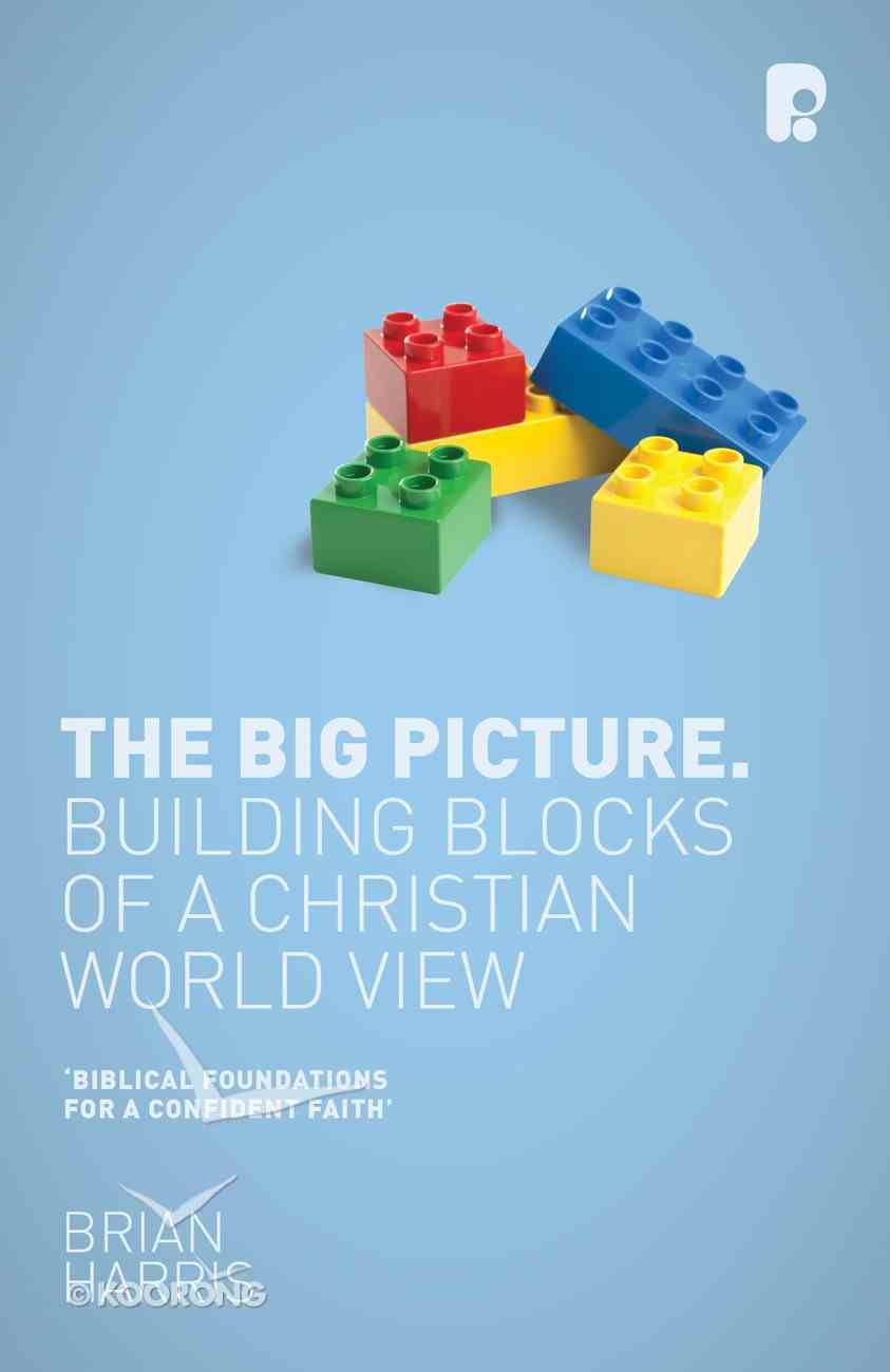 The Big Picture: Building Blocks of a Christian World View Paperback