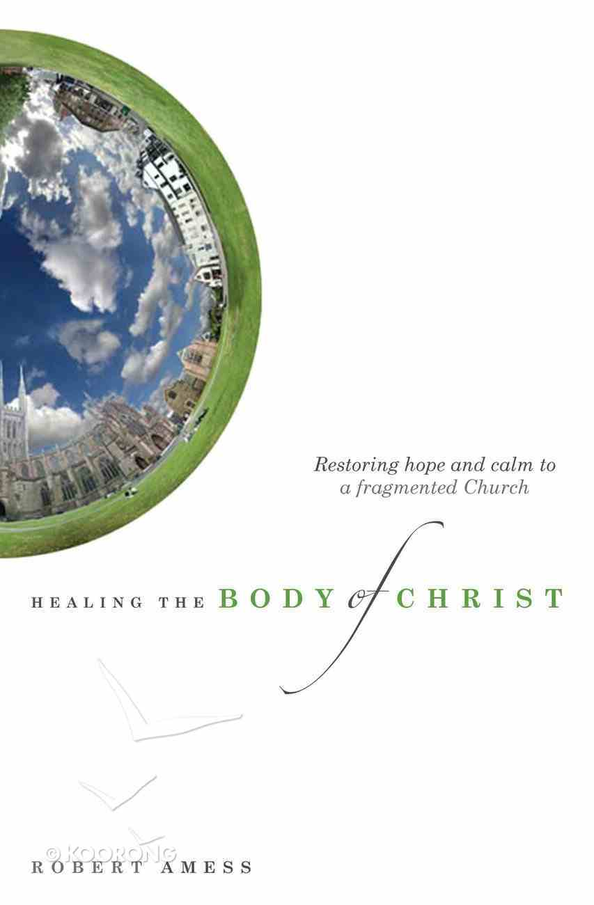 Healing the Body of Christ Paperback