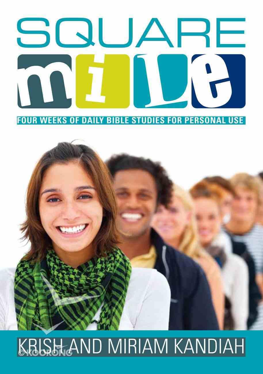 Square Mile Workbook Paperback