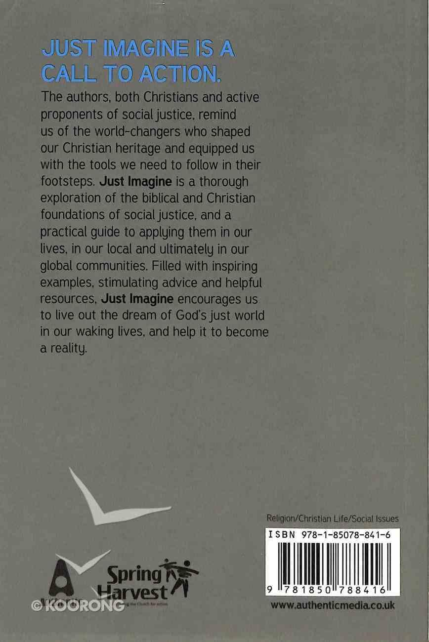 Just: Imagine Paperback