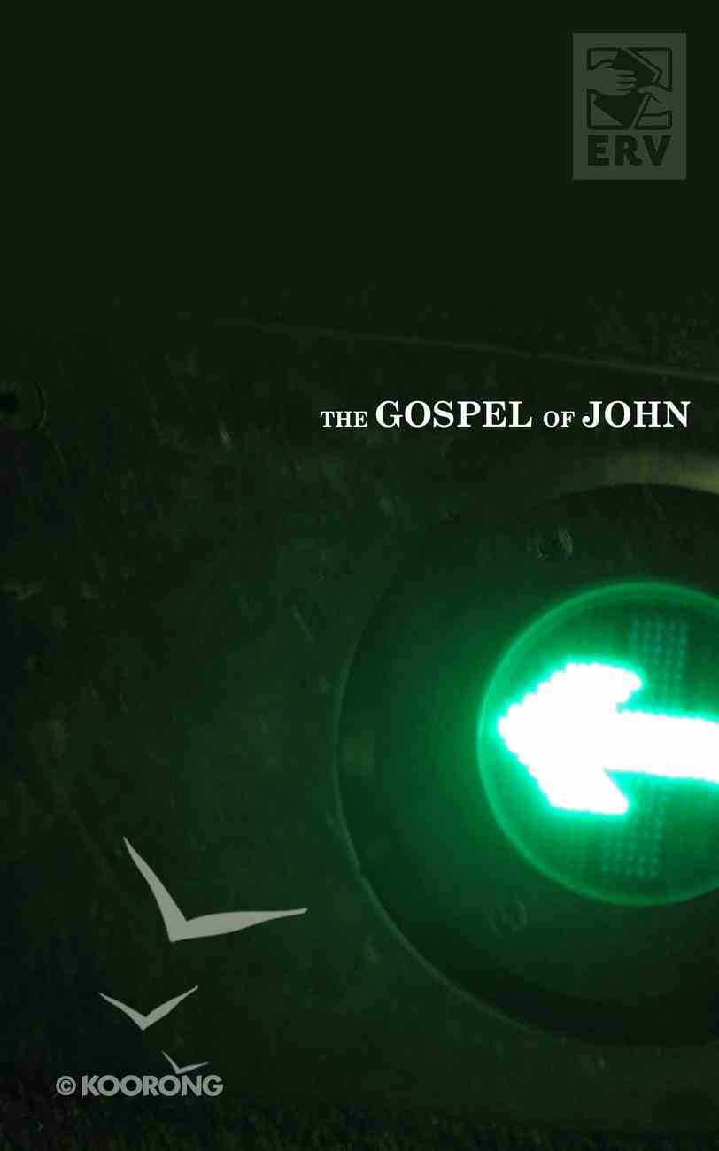 ERV Gospel of John Green (5 Pack) Pack
