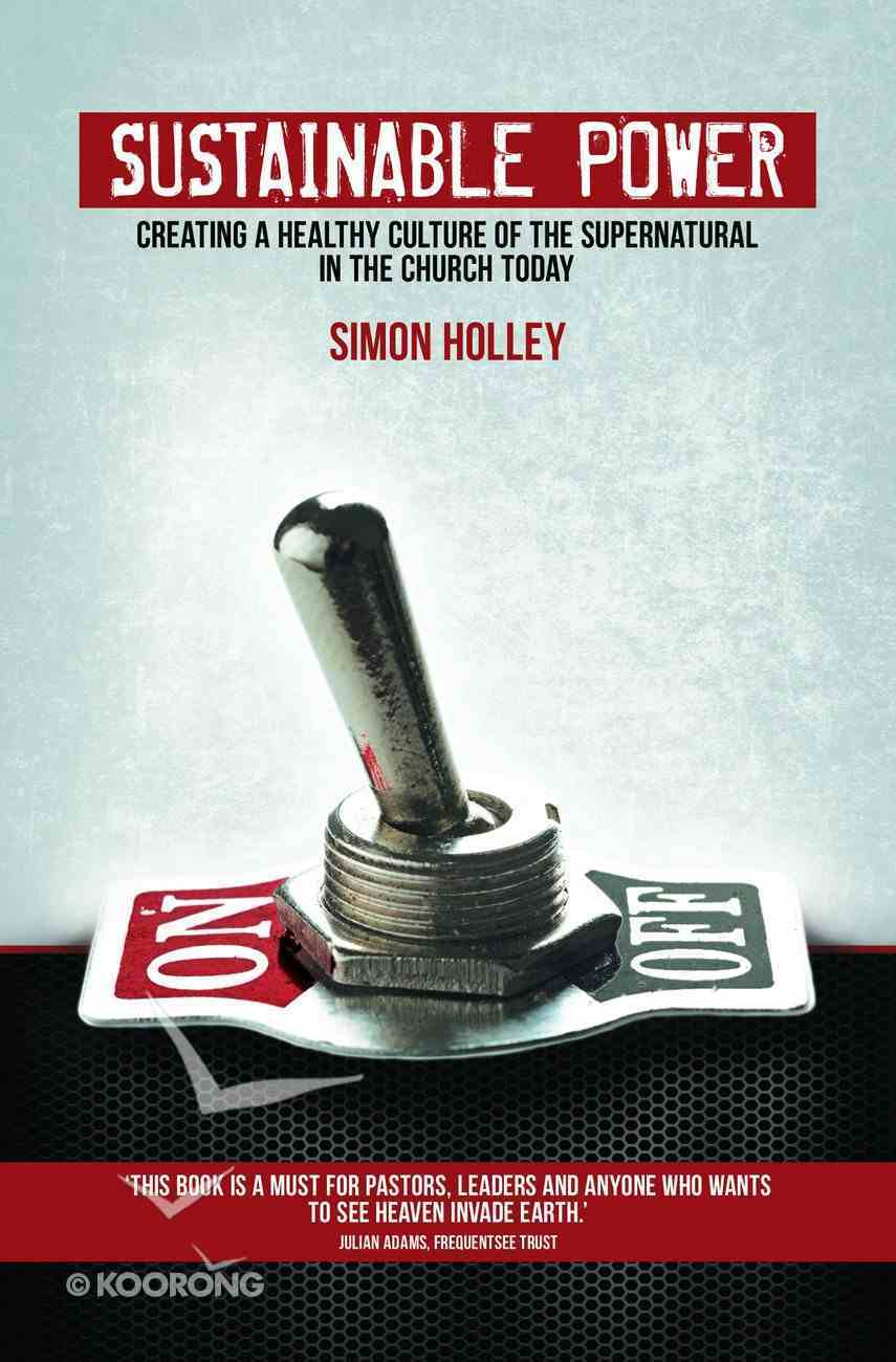 Sustainable Power Paperback