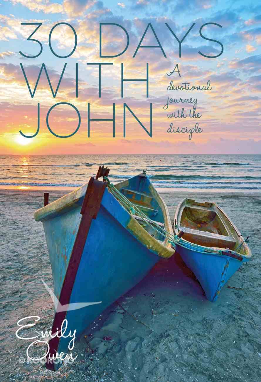 30 Days With John Paperback