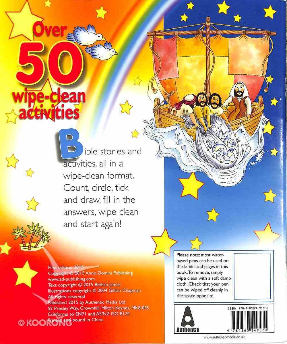 My Rainbow Activity Bible Novelty Book